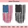 Distressed US Flag SVG, American Flag SVG, Us Flag SVG, PNG, DXF, Cricut, Cut File