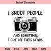 Photography Photographer SVG