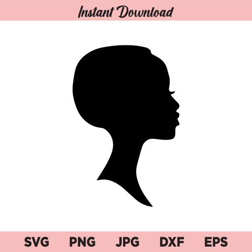 Diva SVG, Black Diva SVG, Black Woman SVG, PNG, DXF, Cricut, Cut File, Clipart, Silhouette
