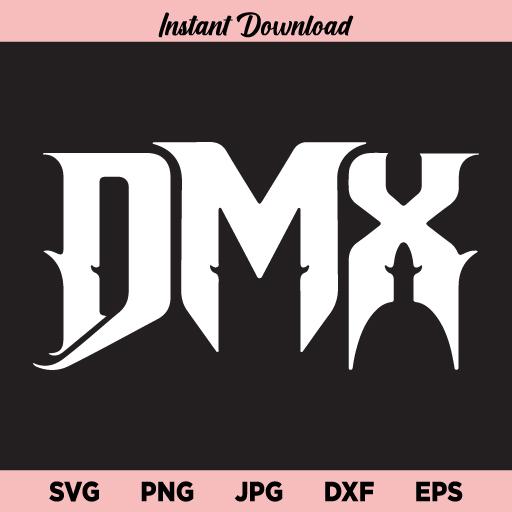 DMX SVG, DMX Logo SVG, DMX Hip Hop SVG, DMX Rapper SVG, DMX Shirt SVG, DMX, SVG, PNG, DXF, Cricut, Cut File, Clipart, Instant Download