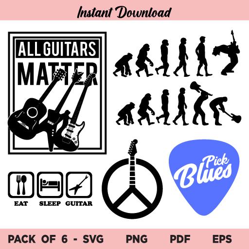 Guitarist SVG Bundle, Guitar SVG Bundle, Eat Sleep Guitar SVG, Peace Guitar SVG, All Guitars Matter SVG, Guitar Quotes SVG, Guitar SVG, Guitarist SVG, Guitar Lover's Bundle SVG, Guitar Love SVG, PNG, Cricut, Cut File