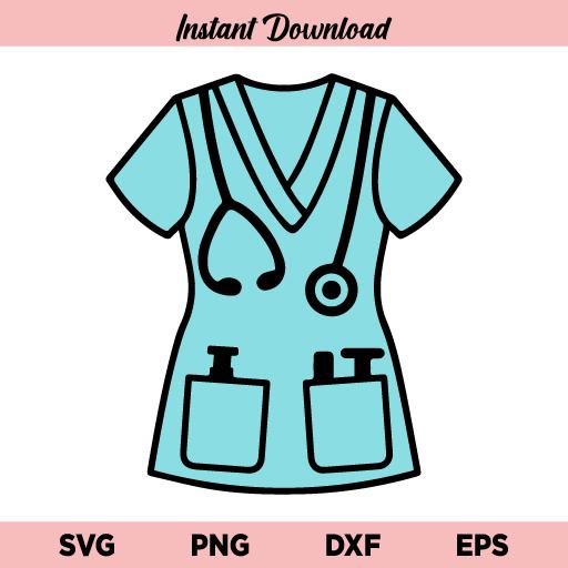 Scrub Life SVG, Scrubs For Nurse SVG, Nurse SVG, Doctor Vet SVG, Scrubs SVG, Medical SVG, Scrub Life, Scrubs For Nurse, Doctor Vet, SVG, PNG, DXF, Cricut, Cut File