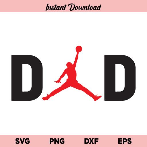 Michael Jordan Dad SVG, Jordan Dad SVG, Dad Jordan SVG Cut File, Father's Day SVG, Jordan SVG, Dad SVG, Father SVG, Papa SVG, PNG, DXF, Cricut, Cut File, Clipart