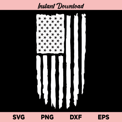 Distressed American Flag SVG, Distressed USA Flag SVG, US SVG, America SVG, Flag SVG, Distressed Flag SVG, American Flag SVG, USA Flag SVG, PNG, DXF, Cricut, Cut File, Clipart
