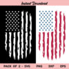 American Distressed Flag SVG, US Distressed Flag SVG, Distressed Flag SVG Bundle, American Flag SVG, US Flag SVG, US American Distressed Flag, SVG, PNG, DXF, Cricut, Cut File