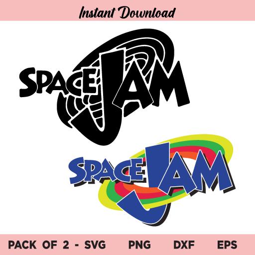 Space Jam Logo SVG, Space Jam SVG, Space Jam SVG Bundle, Space Jam Instant Download SVG, Space Jam, SVG, PNG, DXF, Cricut, Cut File